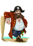 Pirate by DQuaro