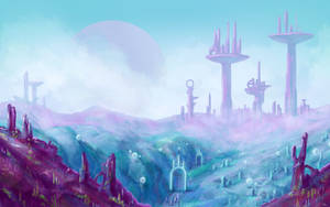 The path to Skytemples