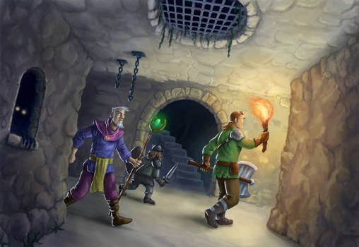 Dungeon adventurers