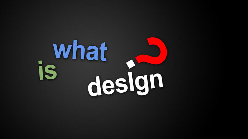 what is a design