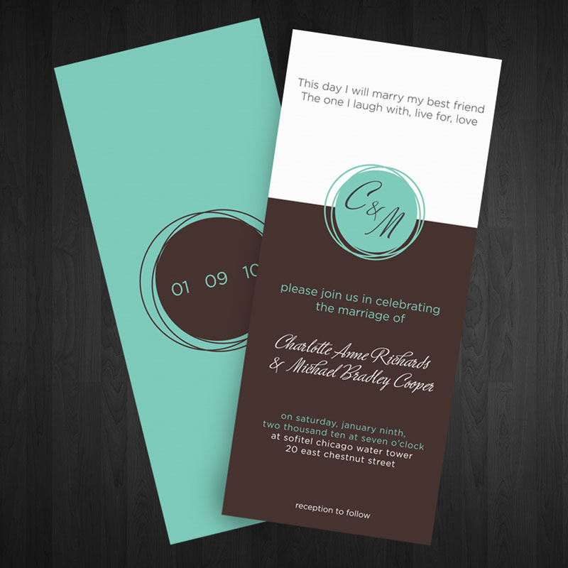 Wedding Invitation : 02 by vanityclaire