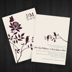 Wedding Invitation : 04