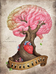 Tree of Life by myAtta-art