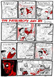 The patriarchy and me