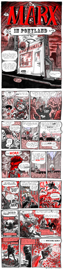 Marx in Ponyland, ep. 1