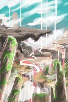 Cascades by LaysFarra