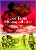 Cover for the Three Musketeers by LaysFarra