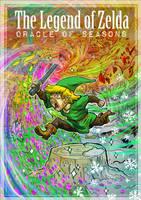 The Legend of Zelda : Oracle of Seasons by LaysFarra