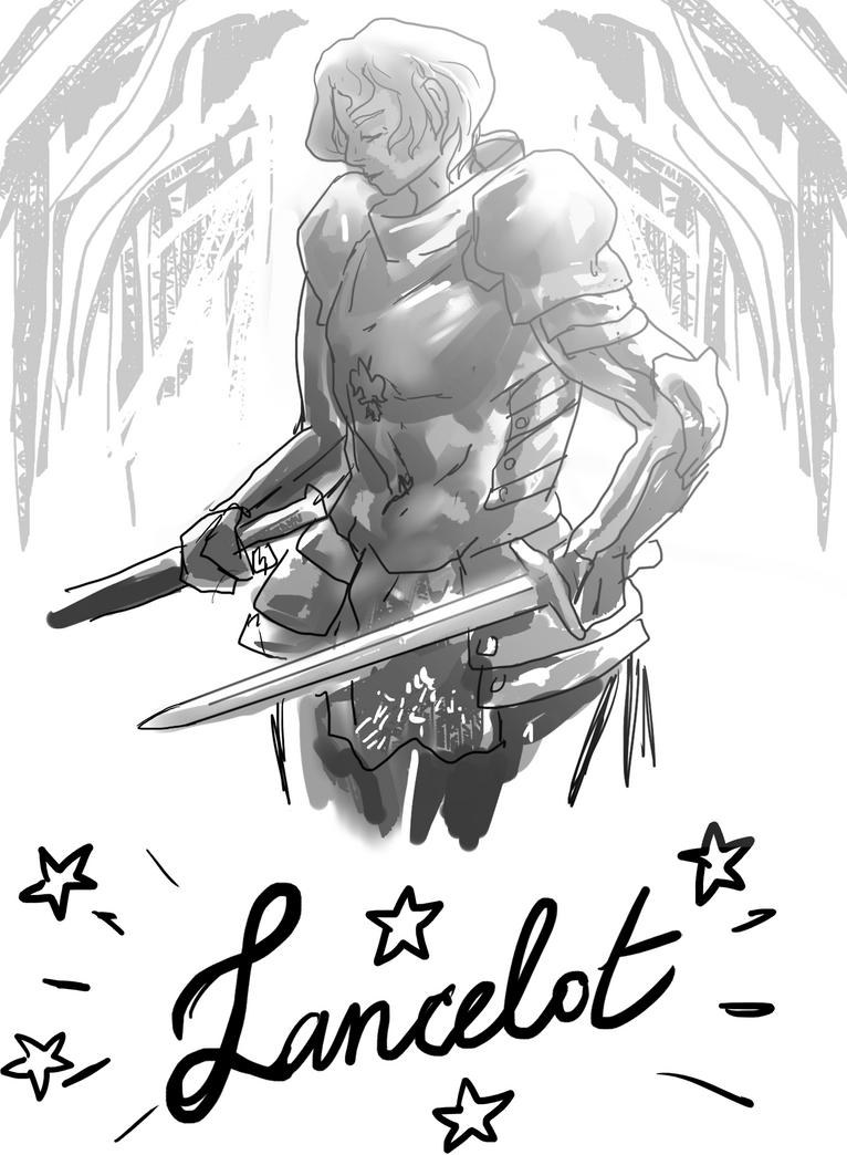Lancelot by LaysFarra