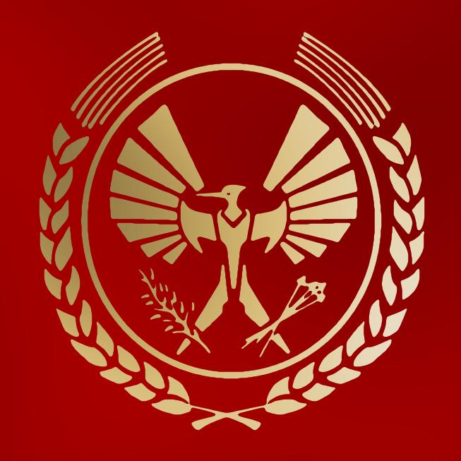 Panem Seal (Post-Mockingjay) by firestrike2 on DeviantArt Hunger Games Capitol Seal Vector