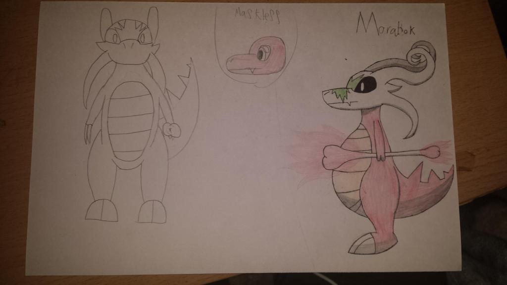 Marabok the Marawak by MathewH88