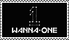 Stamp Wanna One by turbulleence