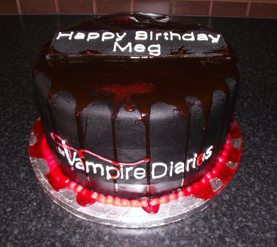 Vampire Diaries Theme By Missmaryscakes On Deviantart