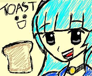 MARS Kyzuki and Toast by JosephKoopa