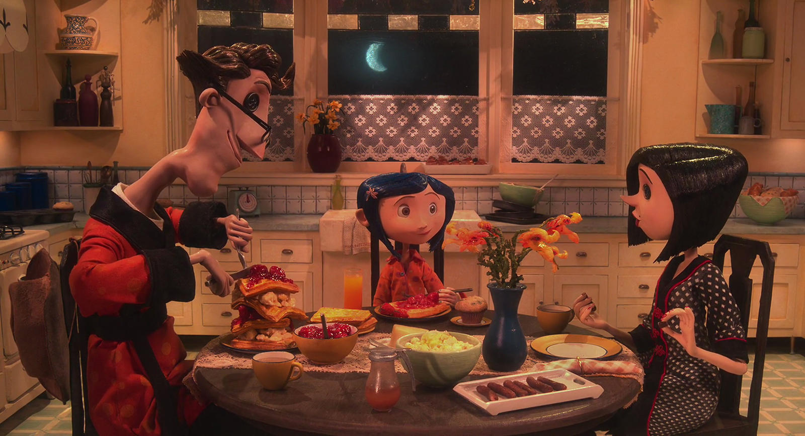 Coraline And His Other Family By Jonathanflow29 On Deviantart