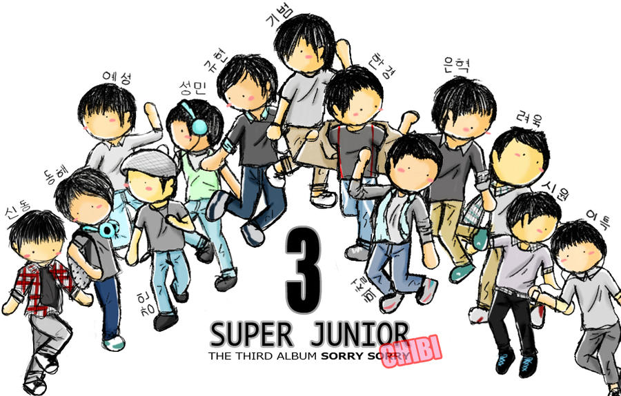 i love super junior logo - photo #33
