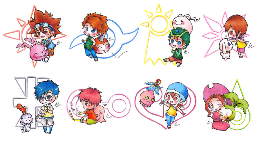 digimon adventure by deliciouspocky -#main