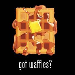 Got Waffles? by Razor-the-Fox