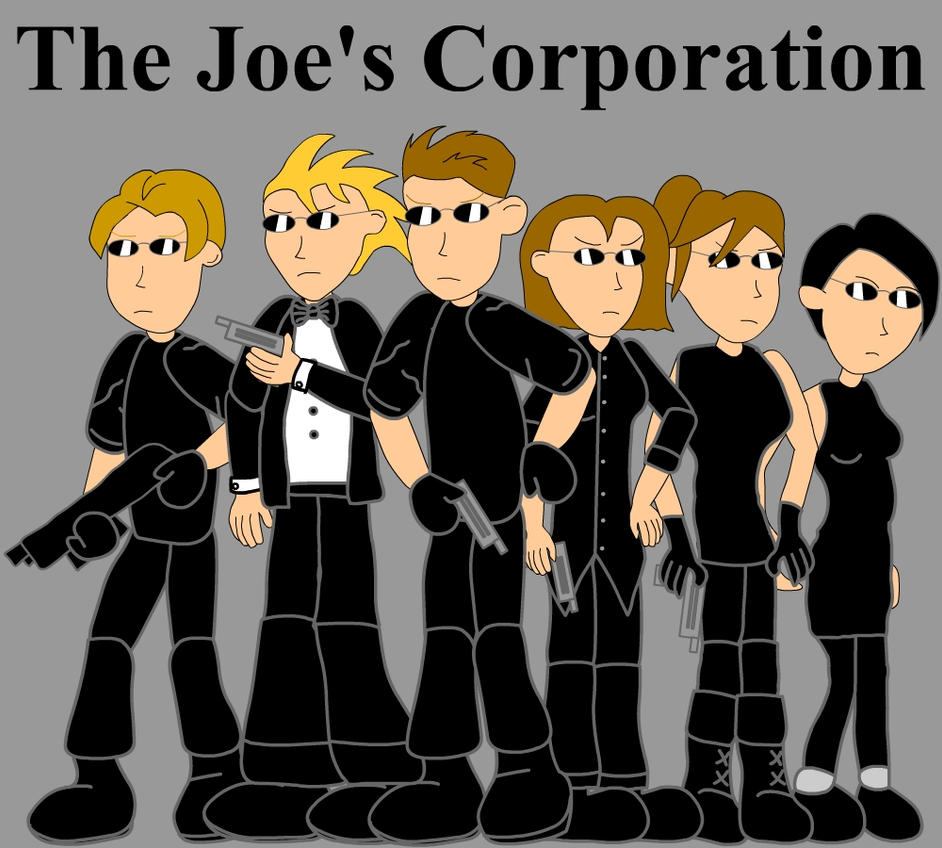 The Joe's Corp. 2 by JoesGuy
