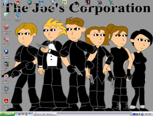 Joe's Corp Desktop by JoesGuy
