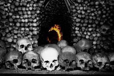 Hall of Bone by Codeyellow07