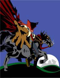 Headless Horseman by Codeyellow07