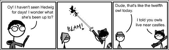 Comic 6: Lawsuit'd