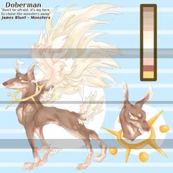 Doberman adopt (open)