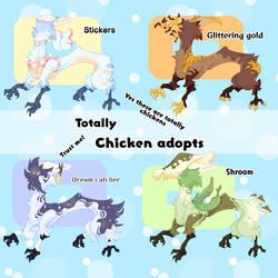 Chicken adopts OTA (open)