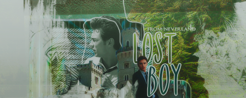 lost boy by dressedlikedaydream