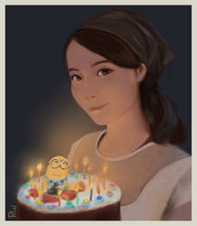 Happy Birthday to Vera