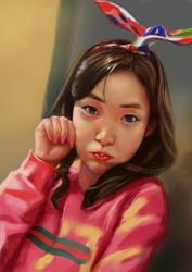 Mei Zi by ilovepumpkin2014