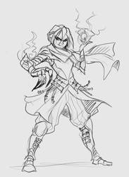 Character Sketch 25/02