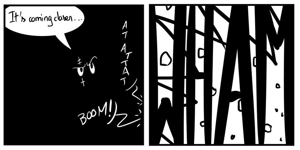 Site-Aleph Comic Strip #40 : Boom by Mohanga