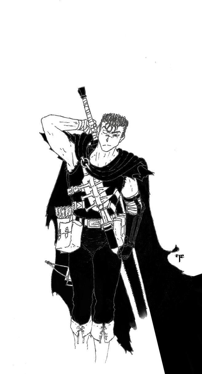 The Black Swordsman by Mohanga