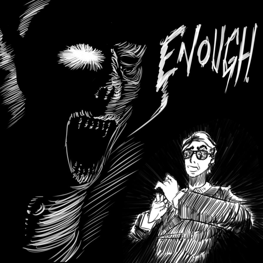 Site-Aleph Comic Strip #51 : AAARGH by Mohanga