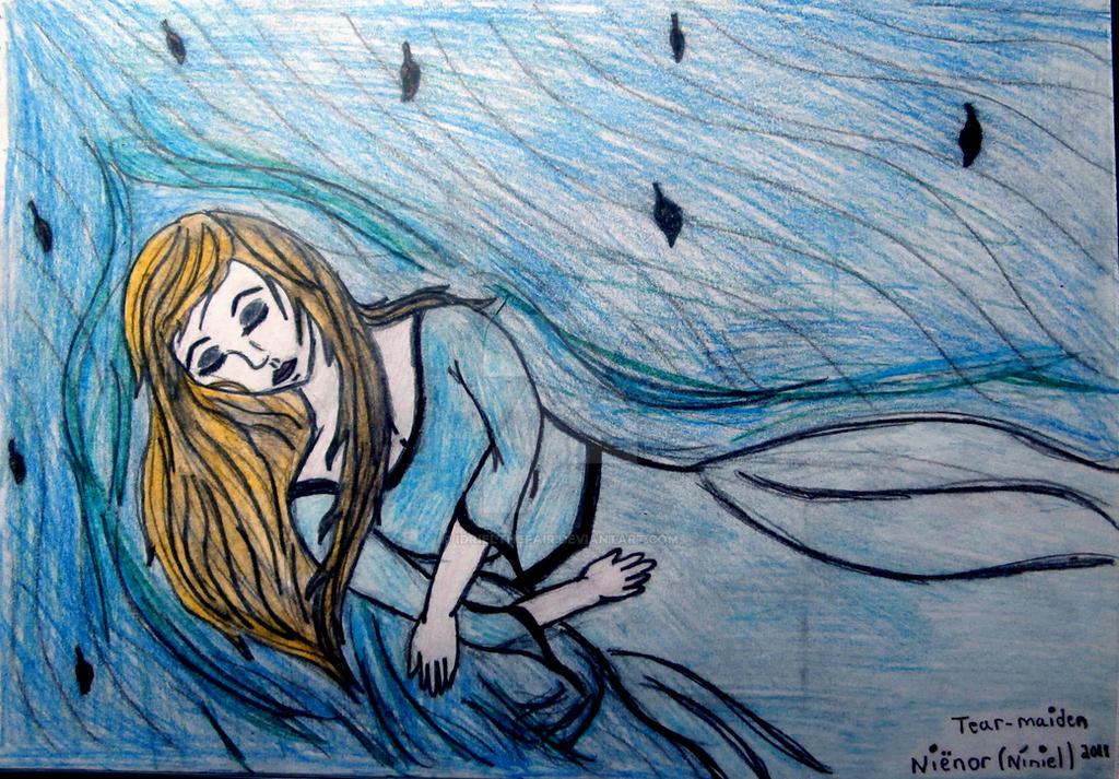Nienor Niniel - Leap of woe by IdrielTheFair