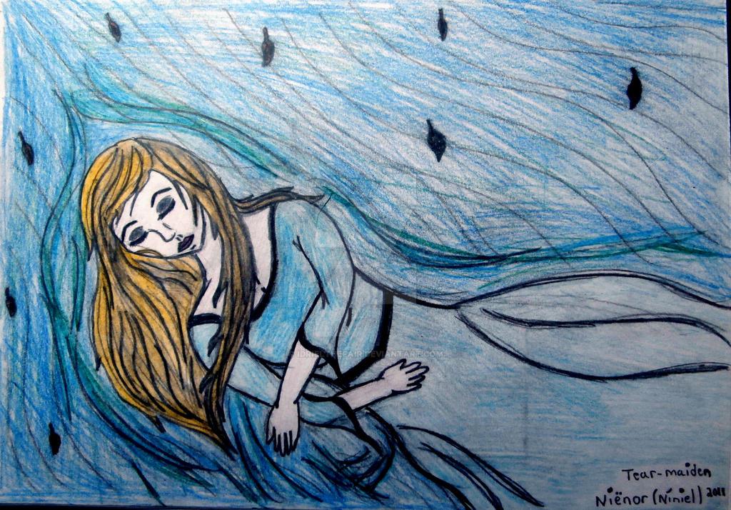 Nienor Niniel - Leap of woe