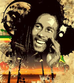 Bob Marley: Calypso Pop Art