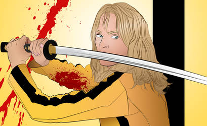 The Bride - Kill Bill by smoothdog2000