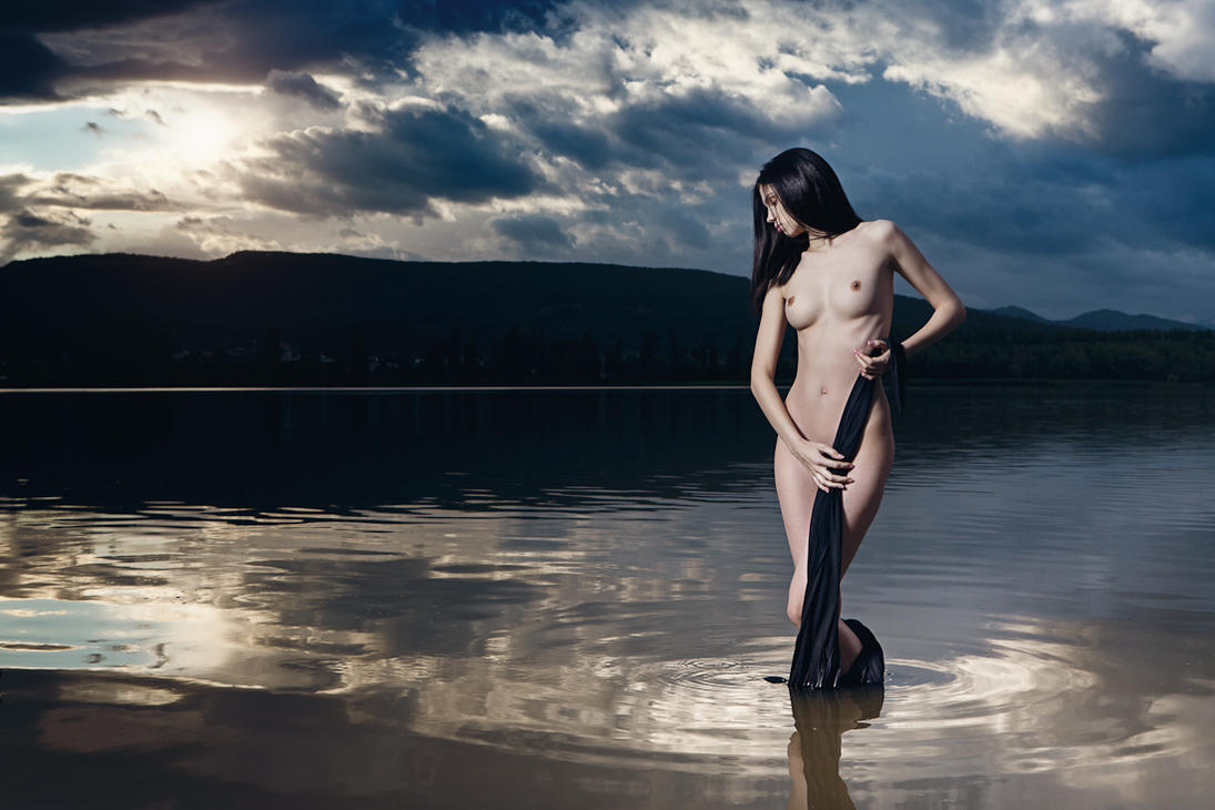 Lady Of The Lake by Aisii