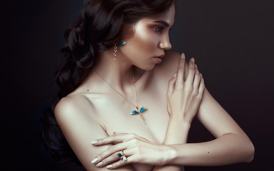 Jewelry Campaign 2015 III by Aisii