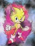 Super Sonic by rubbe