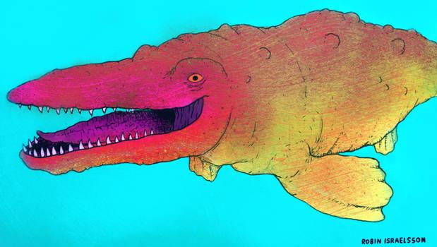 Mosasaurus-Hoffmannii
