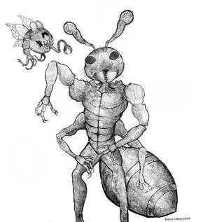 Man Ant