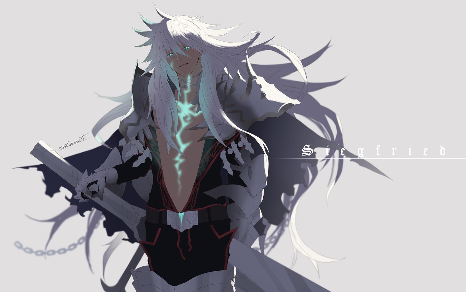 Siegfried by nekomiti