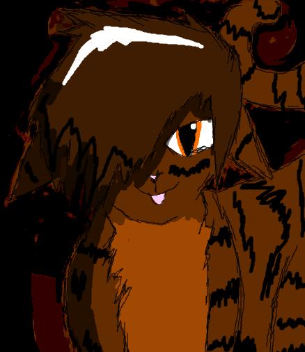 Tigerstar by Lionpaste