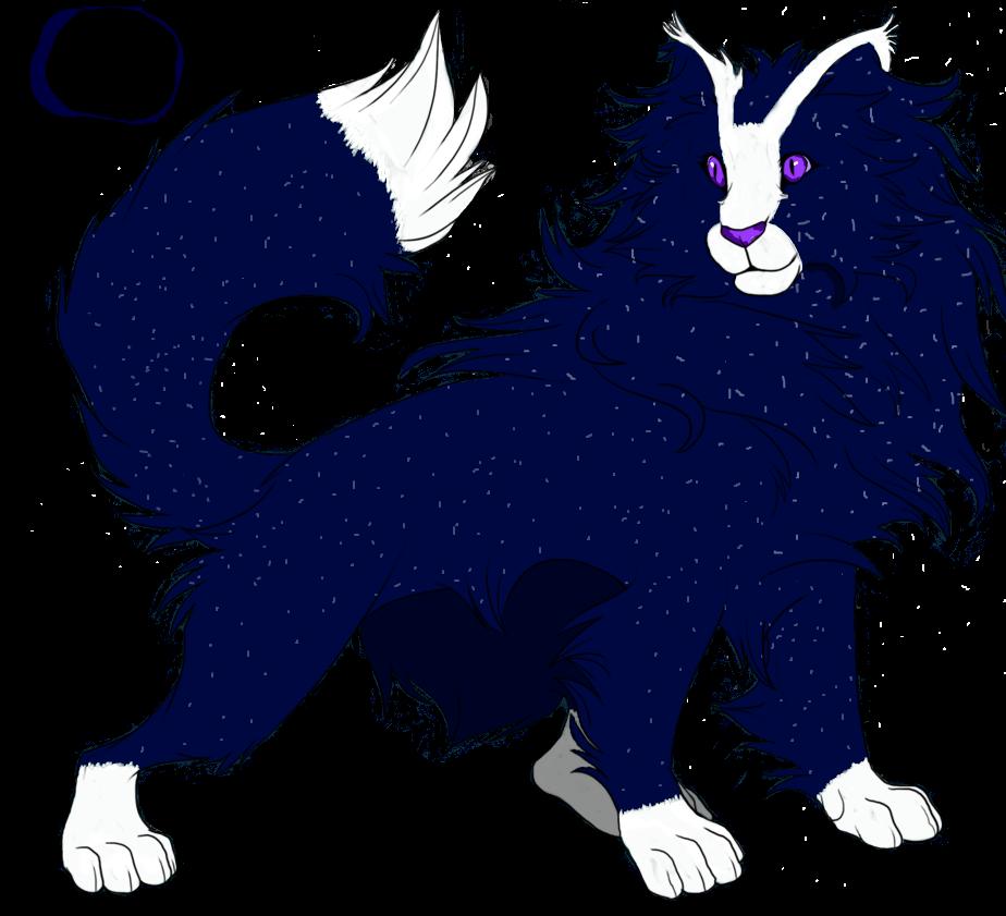 StarCat by Lionpaste