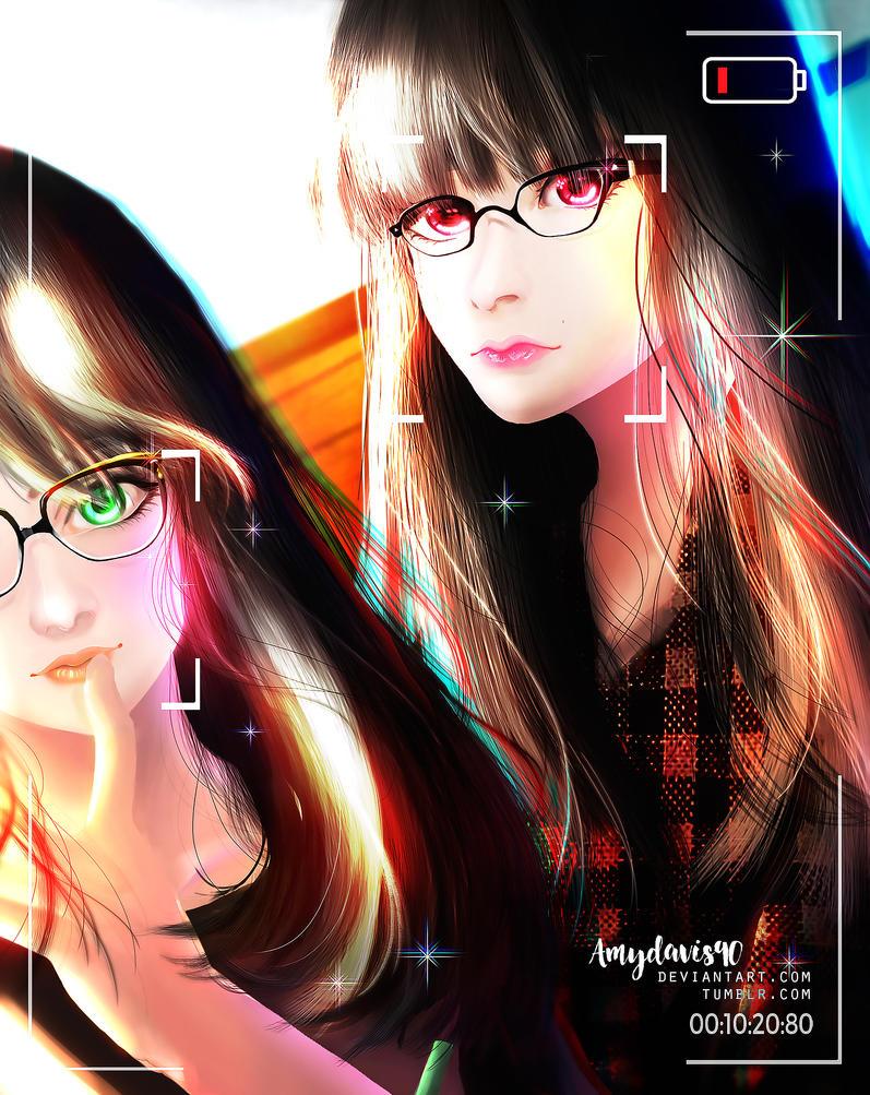 My dear friends by amydavis90