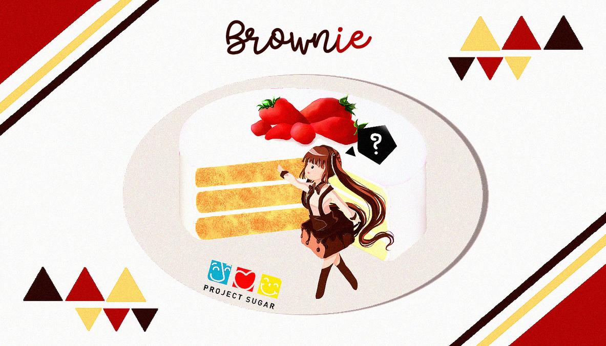 Brownie chibi by amydavis90